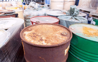 Chemical waste removal Manchester