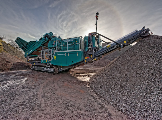Crushing and Screening Manchester Demolition