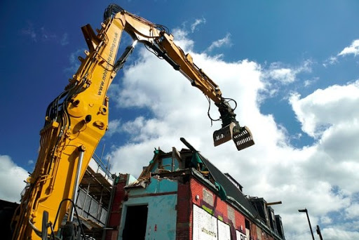 Dismantling Contractor Manchester